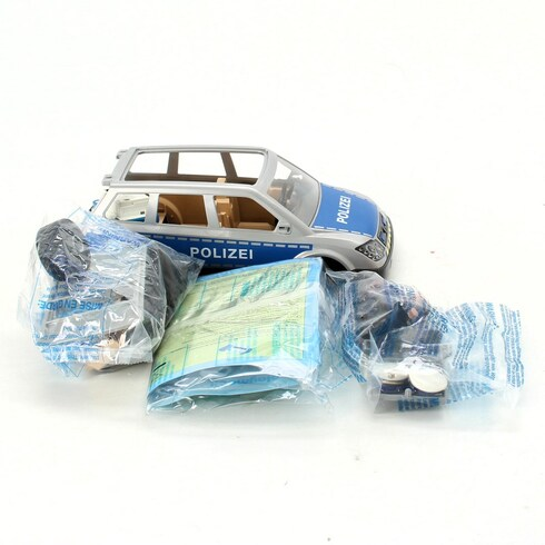 Policejní autíčko Playmobil 6873