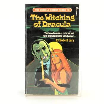 Kniha The Witching of Dracula