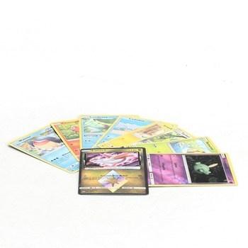 Papírové kartičky Myboost Pokémon