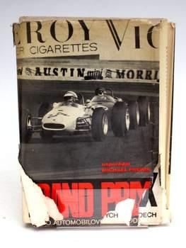 Kniha Michael Frewin: Grand prix