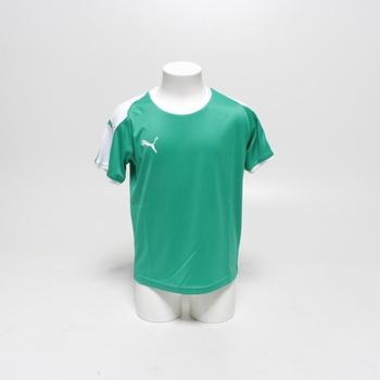 Dětské sportovní tričko Puma 38565 zelené