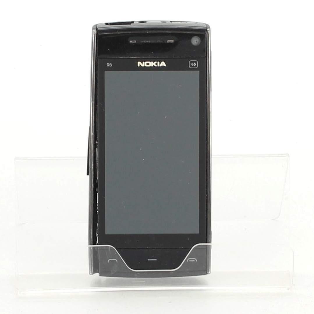 Mobil Nokia X6