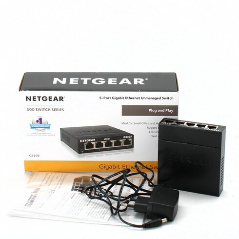 Switch Netgear GS305-300PES