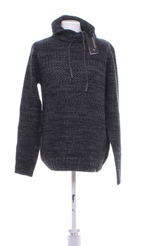 Pánský zimní svetr Poolman šedý XL