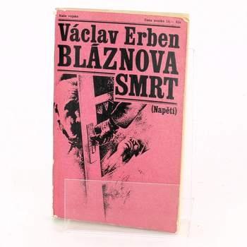 Detektivka Bláznova smrt Václav Erben