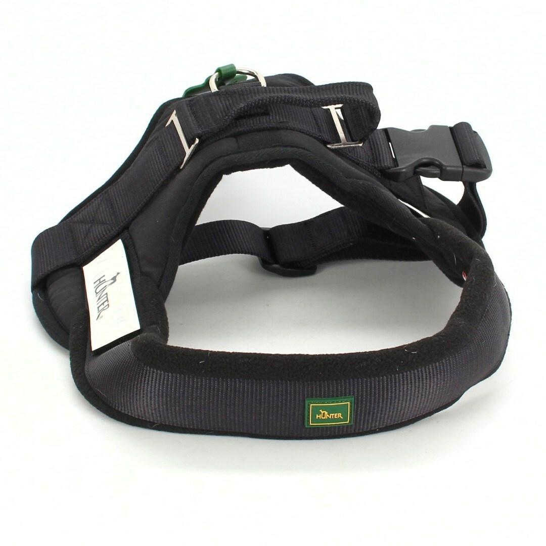 Postroj pro psa Hunter 46363 L černý