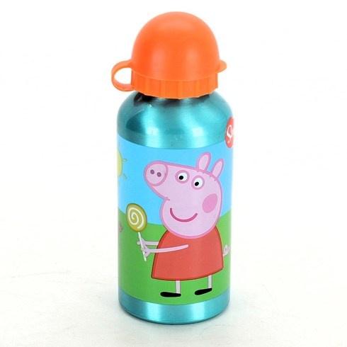 Dětská láhev Stor Pepa Pig 400ml