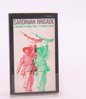 Kniha Emilio Lussu: Sardinian Brigade