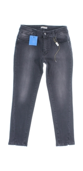 Dámské džíny Fracomina černé barvy