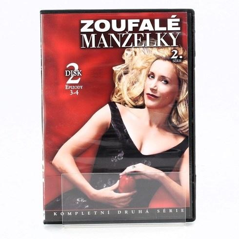 DVD Zoufalé manželky 2. série (3. a 4. díl)