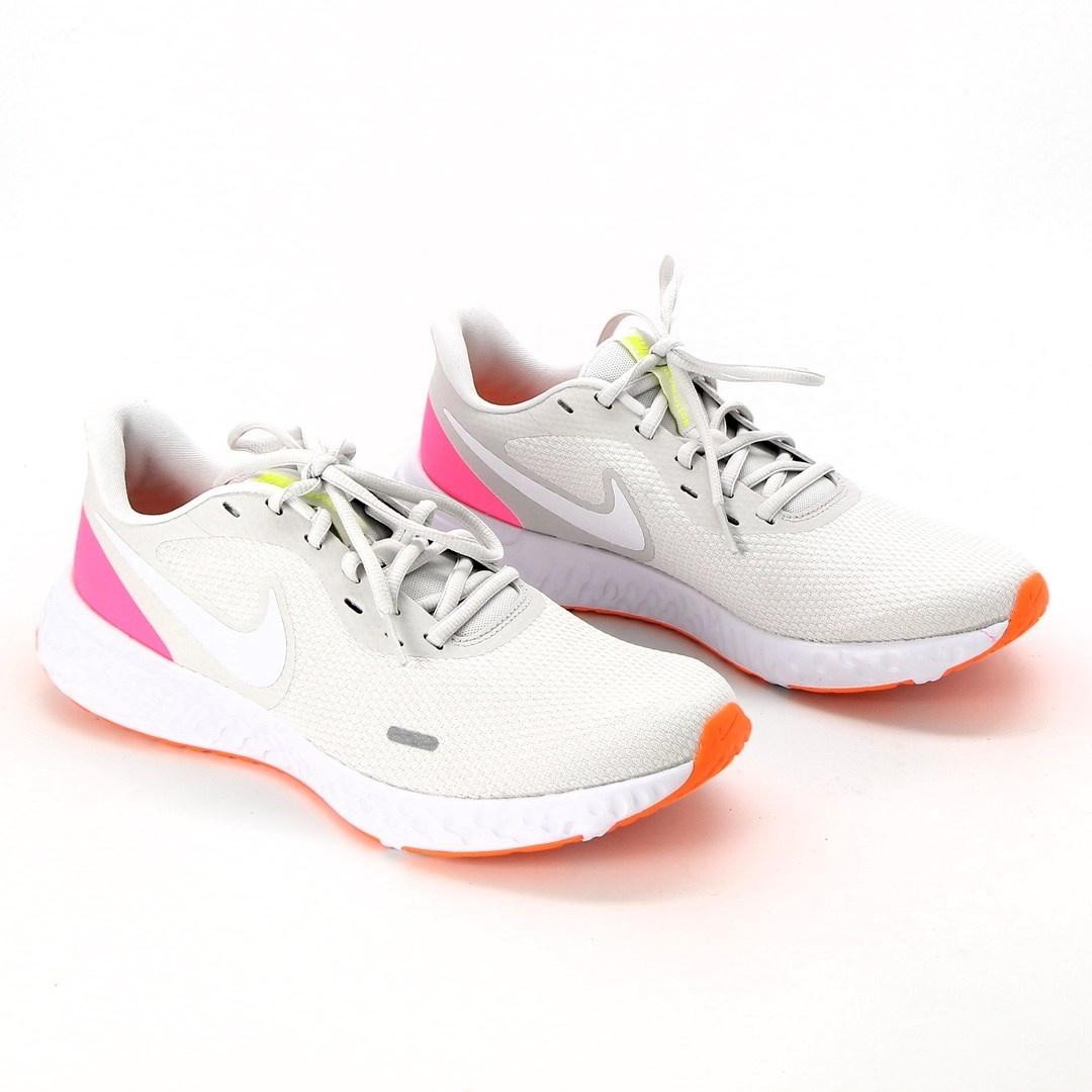 Dámské tenisky Nike oranžovorůžovobílé