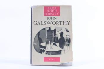 Kniha J. Galsworthy: Sága rodu Forsythů - II