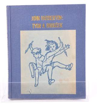 Dětská knížka John Habberton: Tygr a brouček