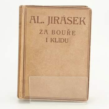 Kniha Za bouře i klidu Alois Jirásek