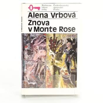 Román Znova v Monte Rose Alena Vrbová