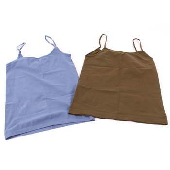 952f2d37db1 Dámské košilky modrá Pompea hnědá Bellissima