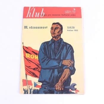 Klub IV. ročník 5.vydání Úřední rada odborů