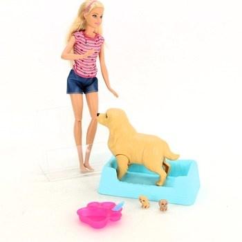 Panenka Barbie Newborn Pups