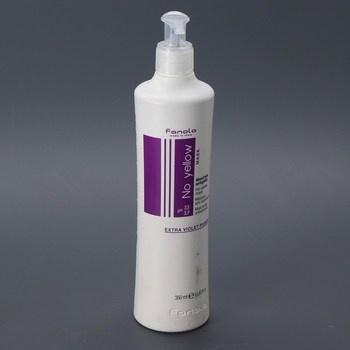 Maska na vlasy Fanola Extra violet pigment