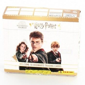 Sběratelské karty Panini Harry Potter