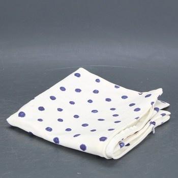 Povlak na polštář Tom Tailor-modré puntíky