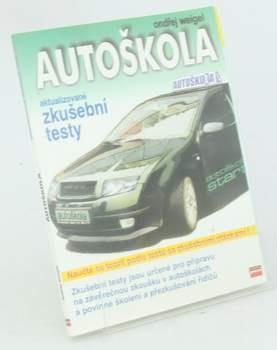 Kniha Autoškola