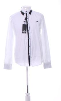 Pánská košile Carisma bílá XL