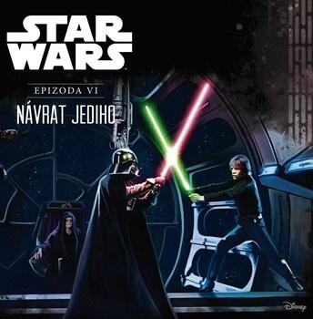 Komiks Albatros Star Wars: Návrat Jediho
