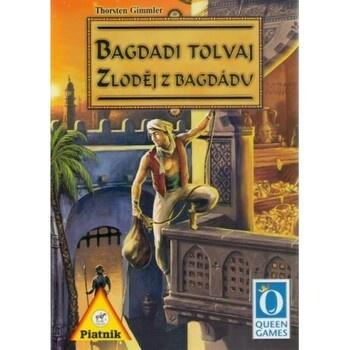 Stolní hra Piatnik Zloděj z Bagdádu
