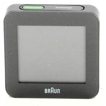 Budík Braun BNC009-RC digitální