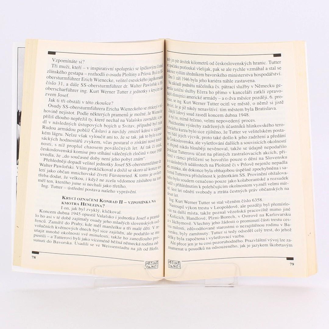 Přísně tajné! 3/2004 - literatura faktu