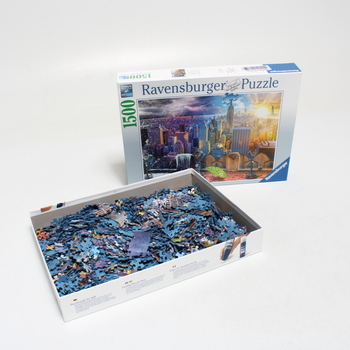 Puzzle 1500 Ravensburger Day and Night