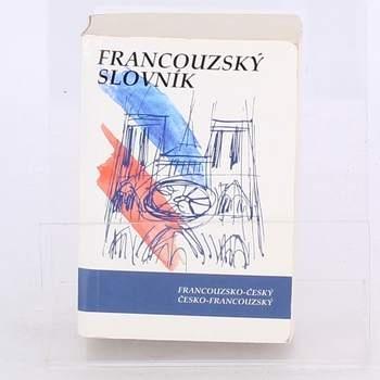 Knihy Francouzský slovník
