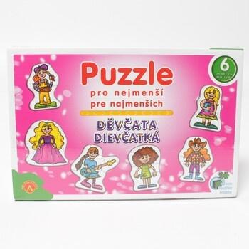 Puzzle pro nejmenší Děvčátka