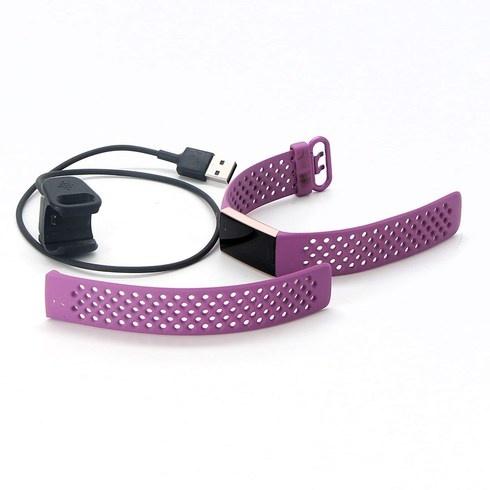 Fitness náramek Fitbit Unisex FB409RGMG