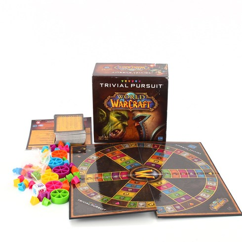 Hra World of Warcraft Trivial Pursuit