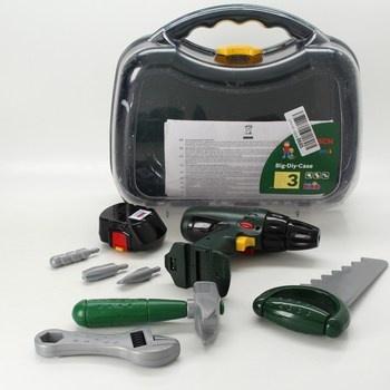 Kufřík Bosch s aku-vrtačkou a doplňky