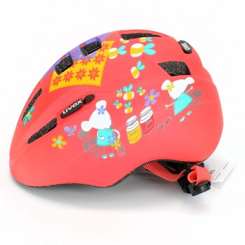 Dětská helma Uvex S414982 růžová