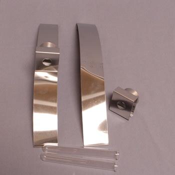 Nástěnný držák svíčky CHG 3342-00 2 kusy