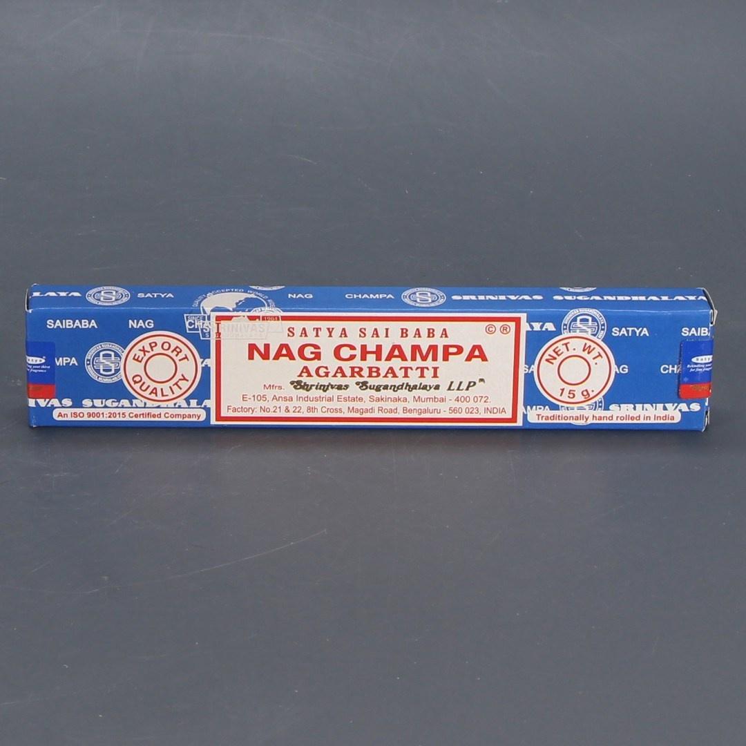 Vonné tyčinky Nag Champa NC18.2 12 balení