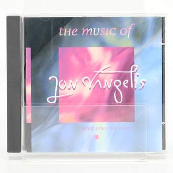 CD The music of  Jon Vangelis