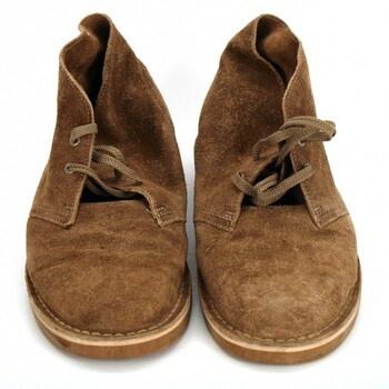 Pánské kotníkové boty Clarks vel.42