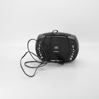 Rádio s CD přehrávačem Kärcher UR 1308