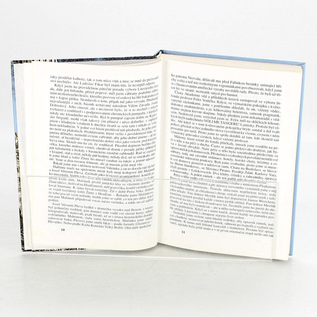 Kniha Adolf Branalt: Děkovačka bez pugétu