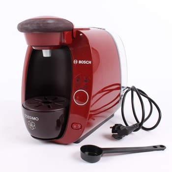 Kávovar Bosch Tassimo CTPM02 červený