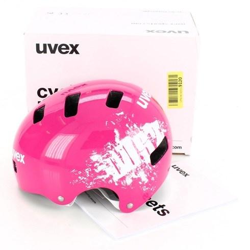 Dětská přilba Uvex KID III Pink dust
