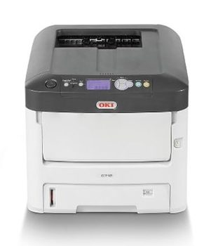 Laserová barevná tiskárna OKI C712n
