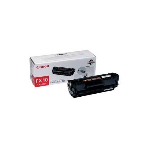 Laserový černý toner Canon FX10