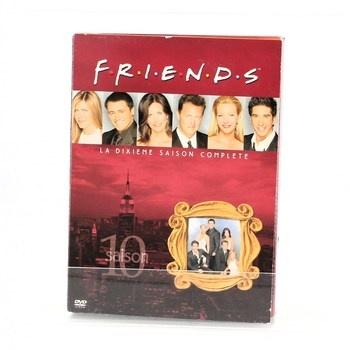 DVD 10 sérií: F. R. I. E. N. D. S