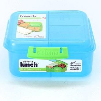 Plastová dóza Sistema Lunch S
